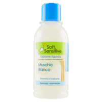 Мыло Soft and sensitive Muschio Bianco запаска Белый мускус