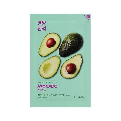 Holika Holika Маска тк. д/л Pure Essence Avocado 20мл